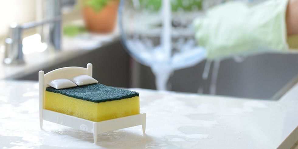 This Is Just the Cutest Sponge Holder We Have Ever Seen