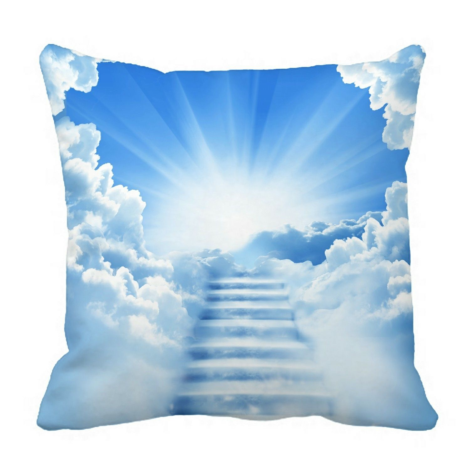 stairs sky Pillow?Case?Pillow?Cover?Cushion?Cover