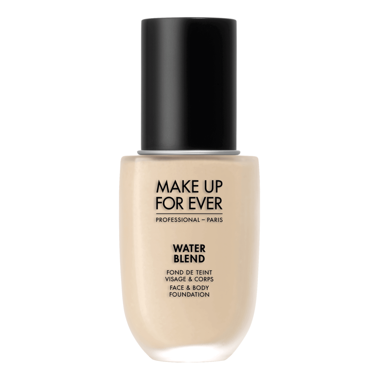 Water Blend Foundation MAKE UP FOR EVER Body