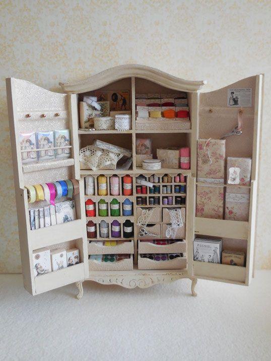 ESPECIAL MERCERIA - Sophia Miniatures - Tienda On-line de Casas de ...