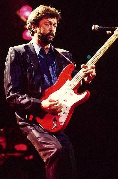 Eric Clapton, Royal Albert Hall, 1987