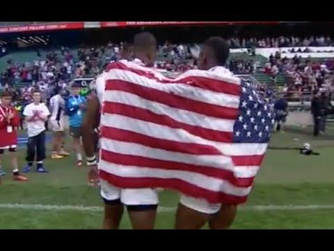 USA rugby road to rio