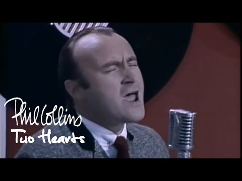 Phil Collins Two Hearts Official Music Video Youtube In 2020 Phil Collins Youtube Videos Music Music Videos