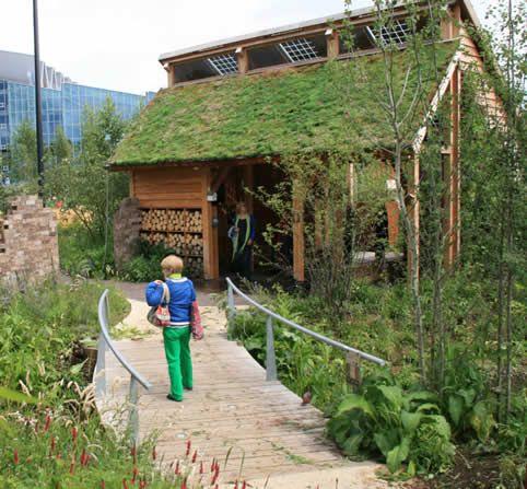 Zelf een extensief groendak maken duurzaam ver bouwen for Huis duurzaam maken