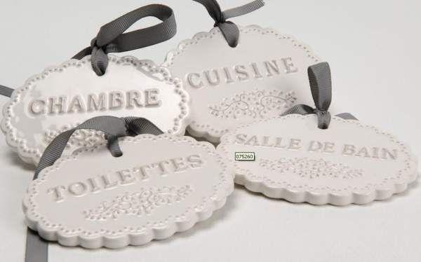 Segna porte ceramica provenzale vendita online e noleggio for Arredamento francese provenzale