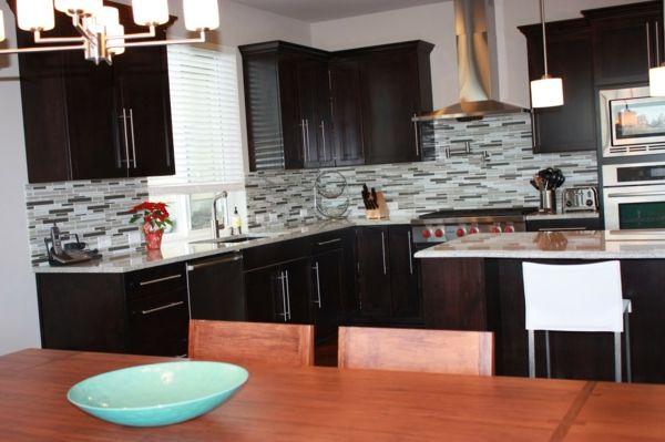 Küche Einrichten Fliesen Küchenideen Wandgestaltung
