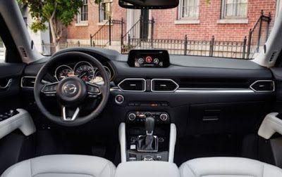 2018 Mazda Cx 8 Interior Mazda Mobil