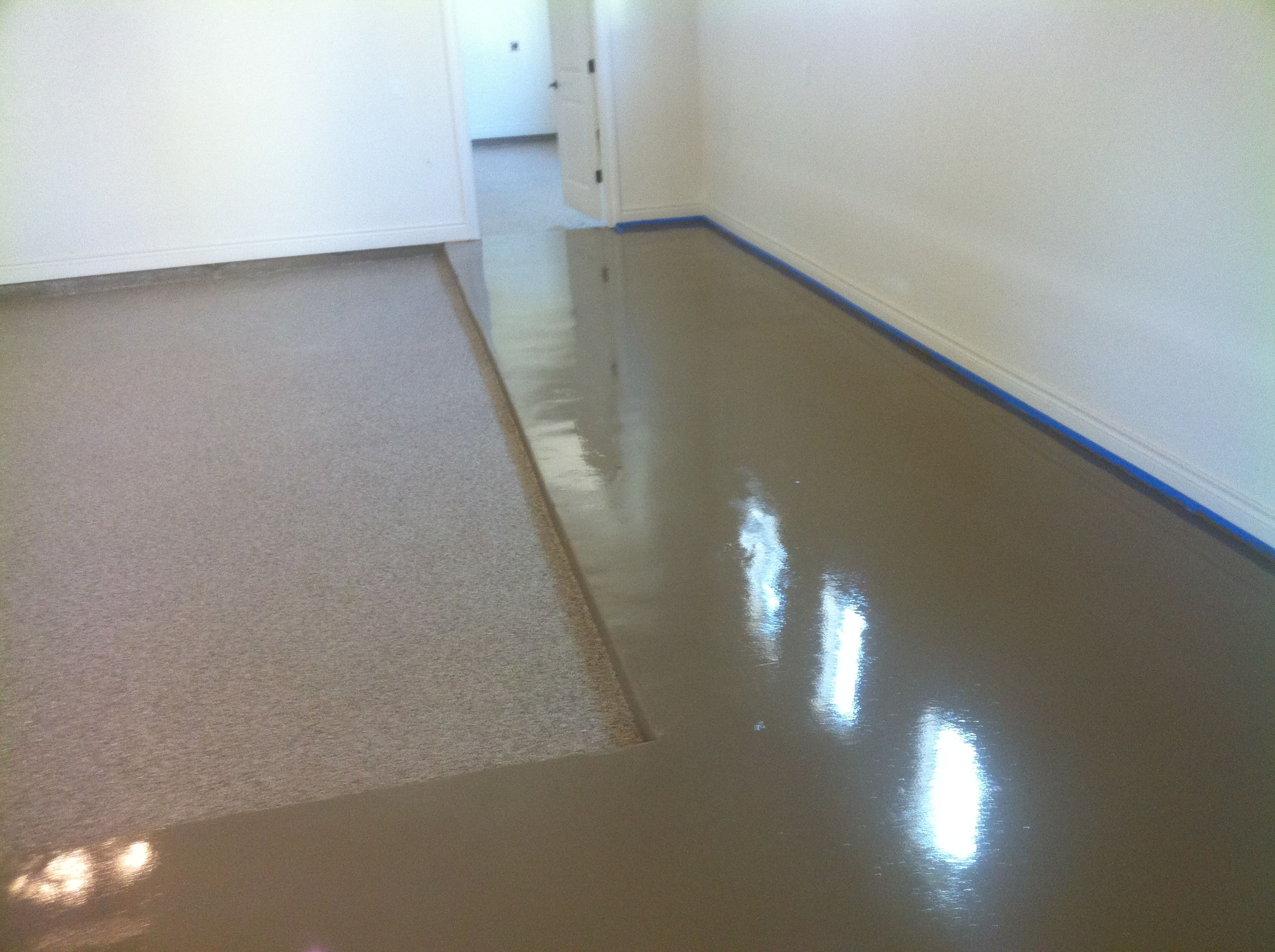 floor diy florida with brown vero coating topcoat img pictures melbourne beach garage epoxy photo flake polyaspartic orlando gallery