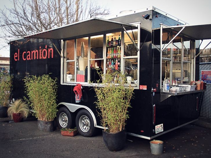 el camion seattle the most authentic mexican food in seattle ballard truck food truck. Black Bedroom Furniture Sets. Home Design Ideas