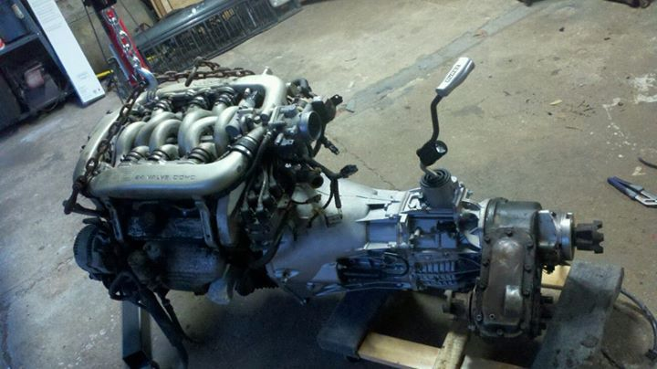 So You Can Adapt The Ford Yamaha Sho Engine For Rear Wheel Drive Rear Wheel Drive Ford Ford Sho