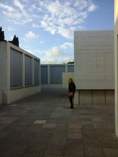 Fondation Joan Miró. Barcelona. 25/07/2015
