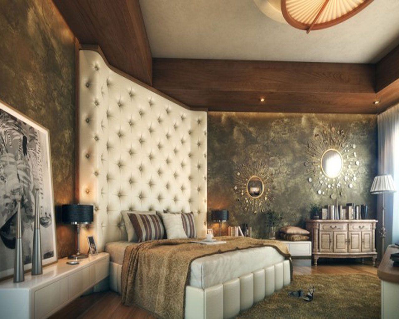 Bedroom decorating ideas feature wall - Wall Pictures For Home Walls Decoration Luxury Home Interior Design Ideas Indasro Com Walls