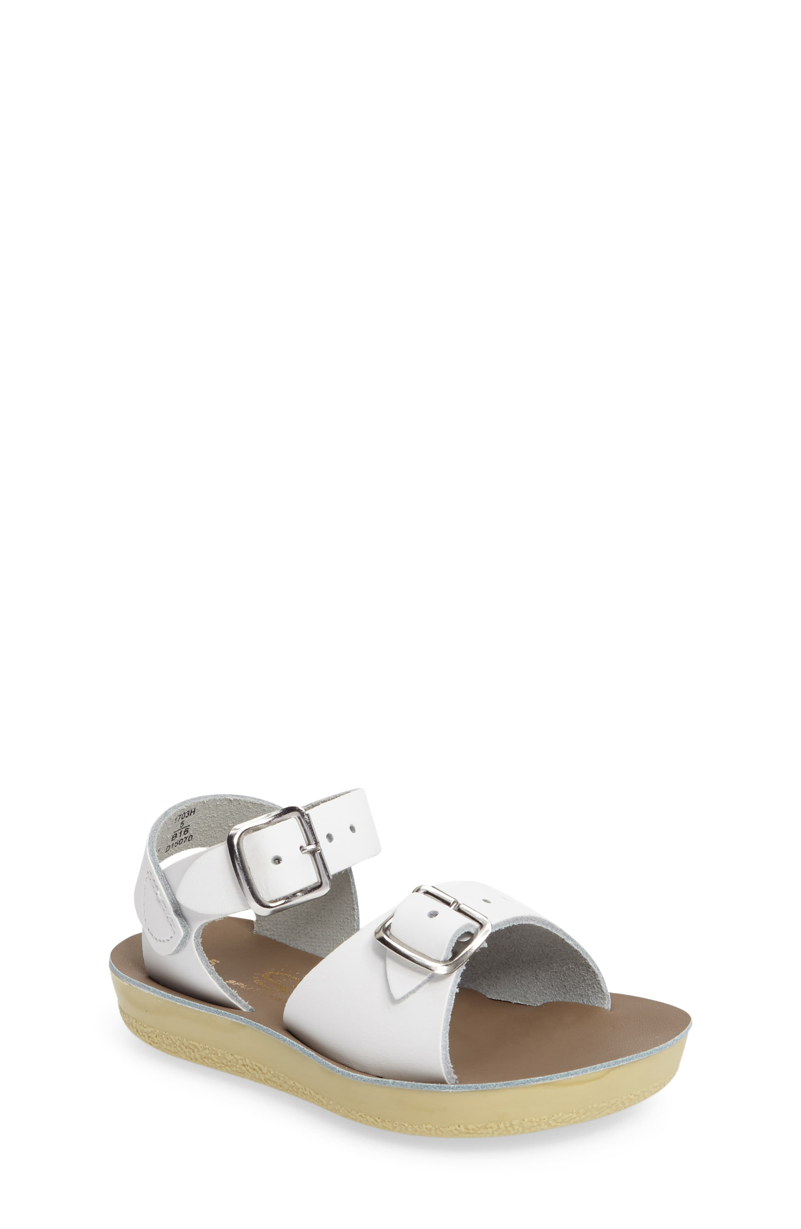 Girl's Salt Water Sandals By Hoy Surfer Water Friendly