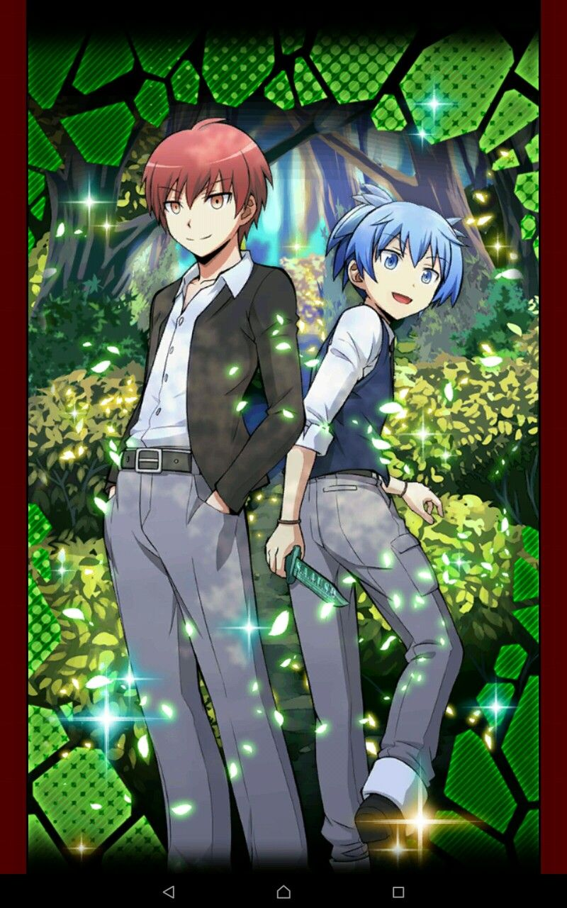 Pin By Cheryl1327 On Assassination Classroom With Images