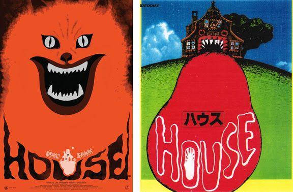 obayashi house movie poster design - Google Search