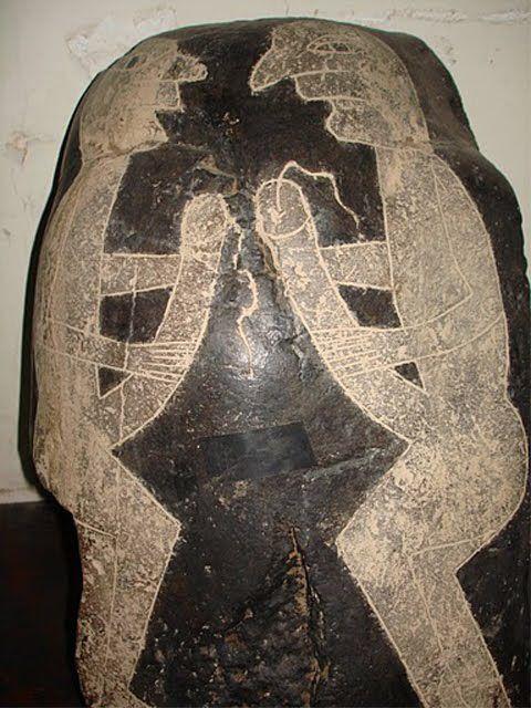Les pierres gravées d'Ica