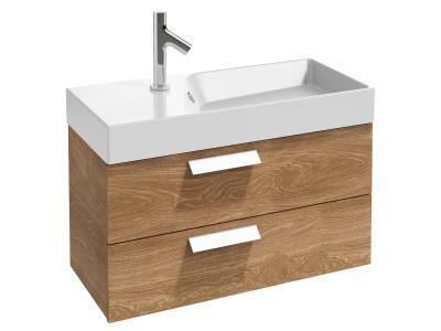 Rythmik Meuble Sous Plan Vasque Compact 80 Cm 2 Tirois Jacob Delafon Salle De Bain Meuble Salle De Bain Plan Vasque