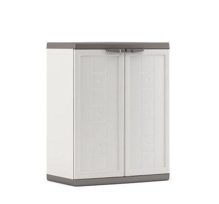 Plastic cabinet JOLLY LOW 85 x 68 x 39 cm