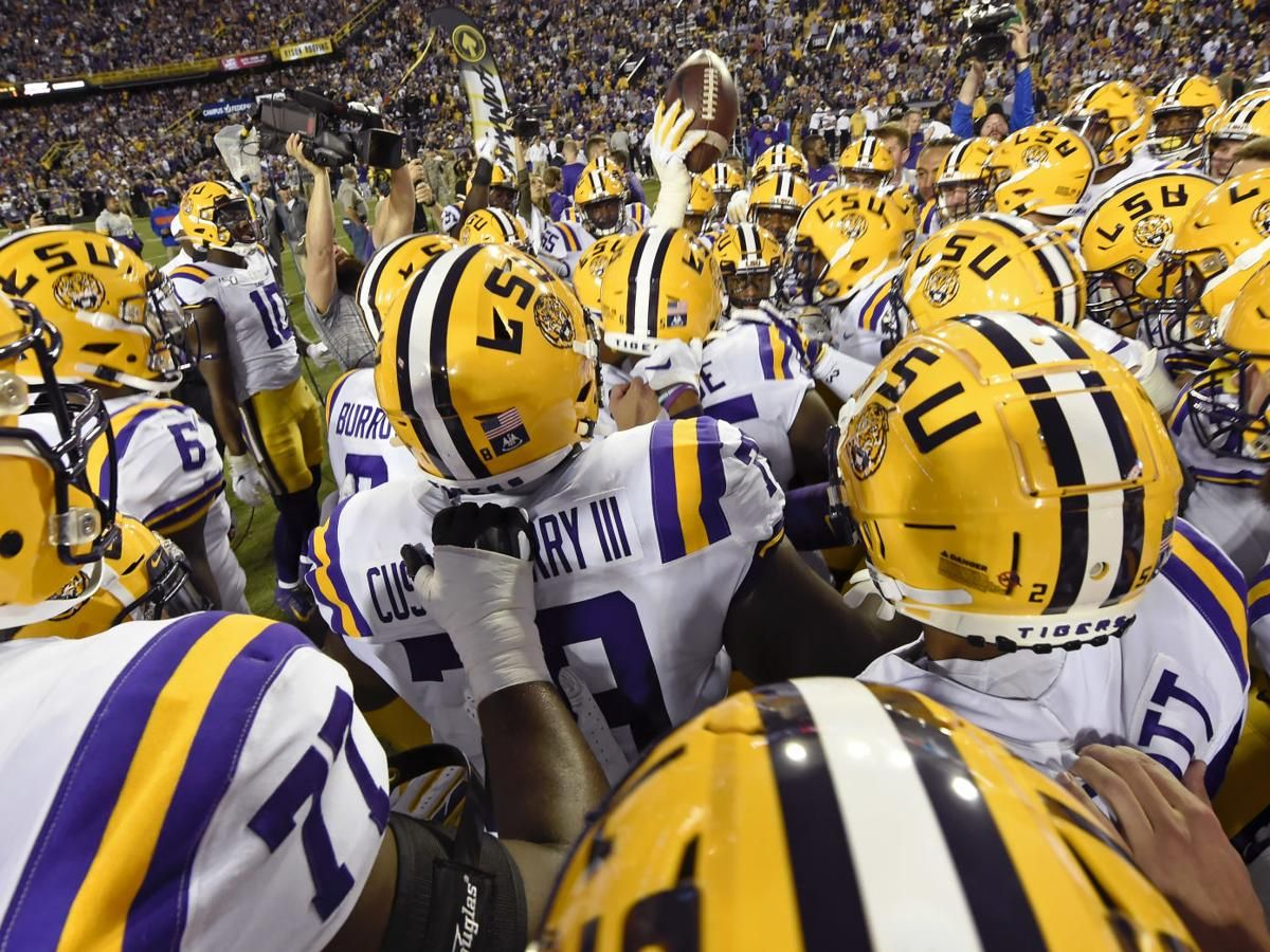 Lsu Vs Alabama Who Ya Got Advocate Experts Make Their Picks Predict Score Lsu Lsu Alabama Lsu Tigers