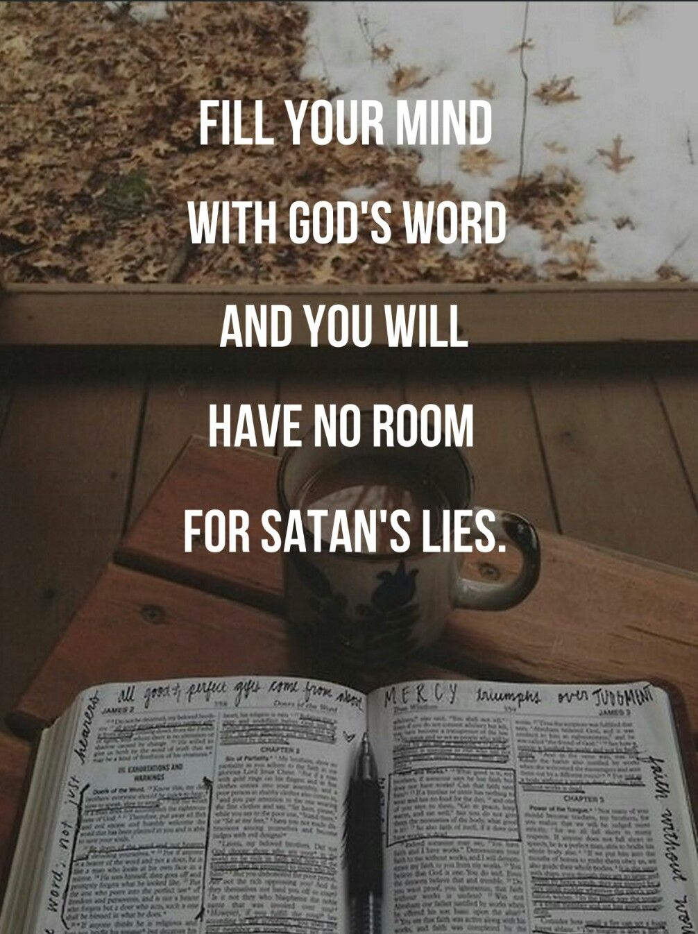 Gods Word Satans Lies Glaube Christliche Zitate