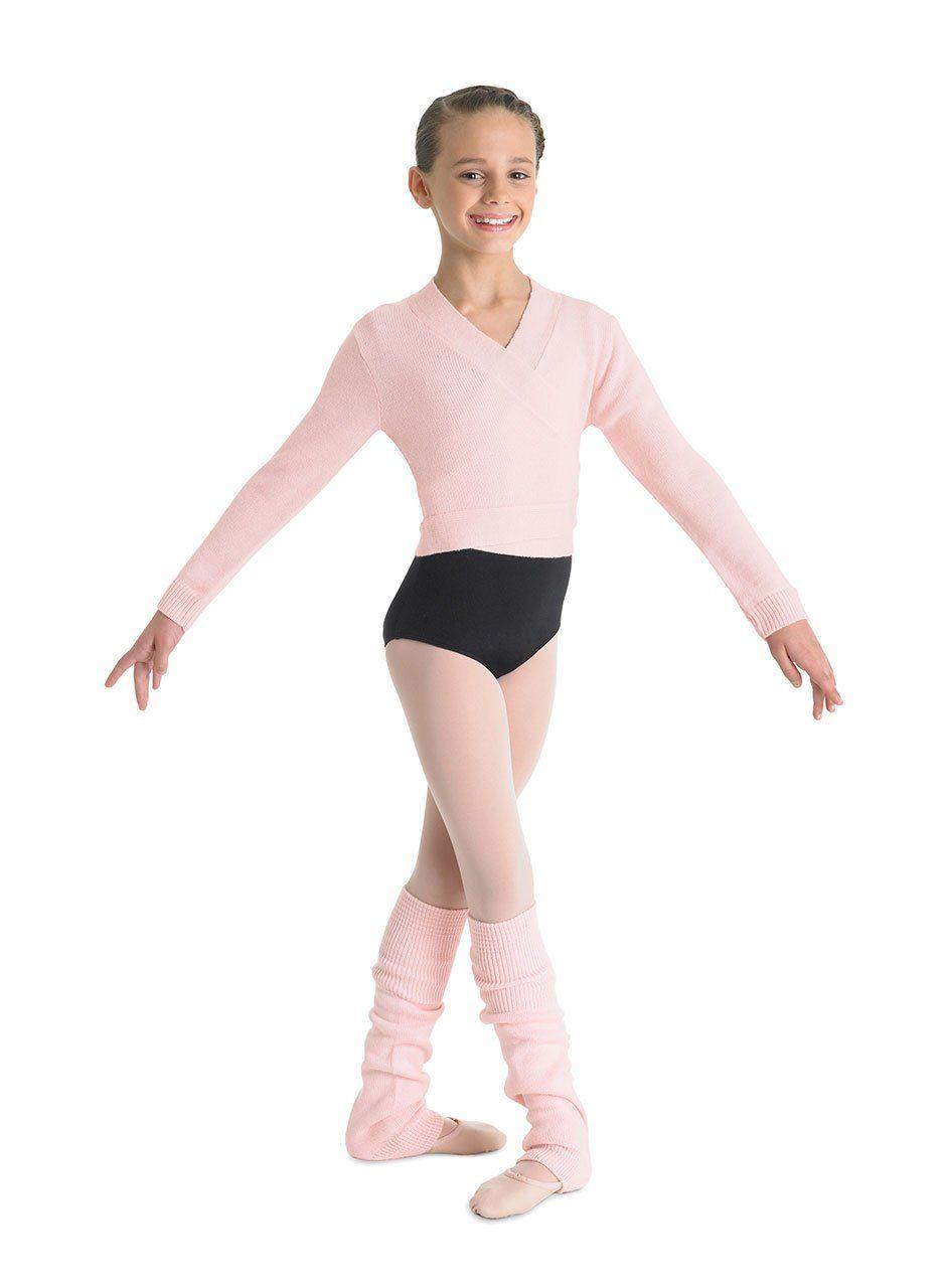 "Bloch ""Ella"" Children's CrossOver Cardigan in 2020"