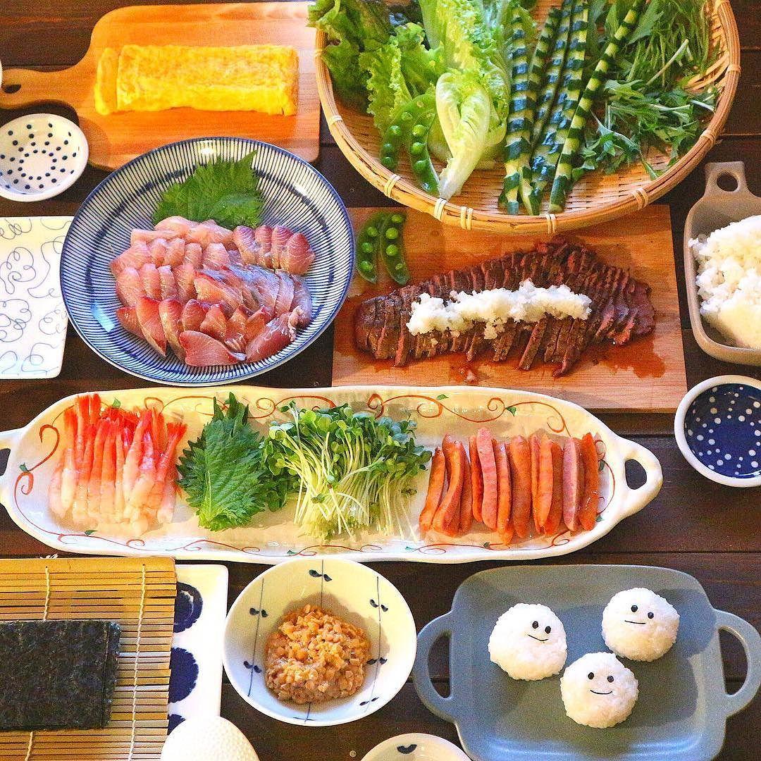 材 手 巻き 寿司 具