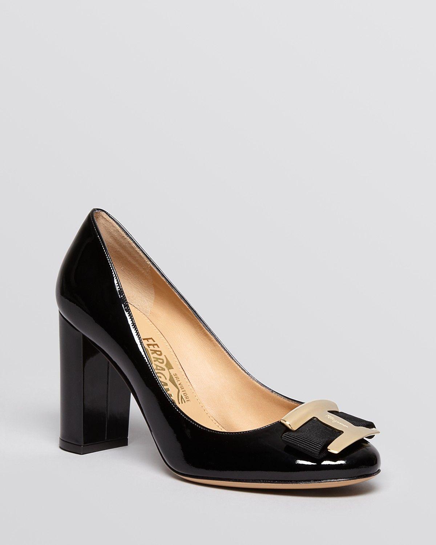 c324197513 Salvatore Ferragamo Pumps - Ninna High Heel | Bloomingdale's 7.5 ...