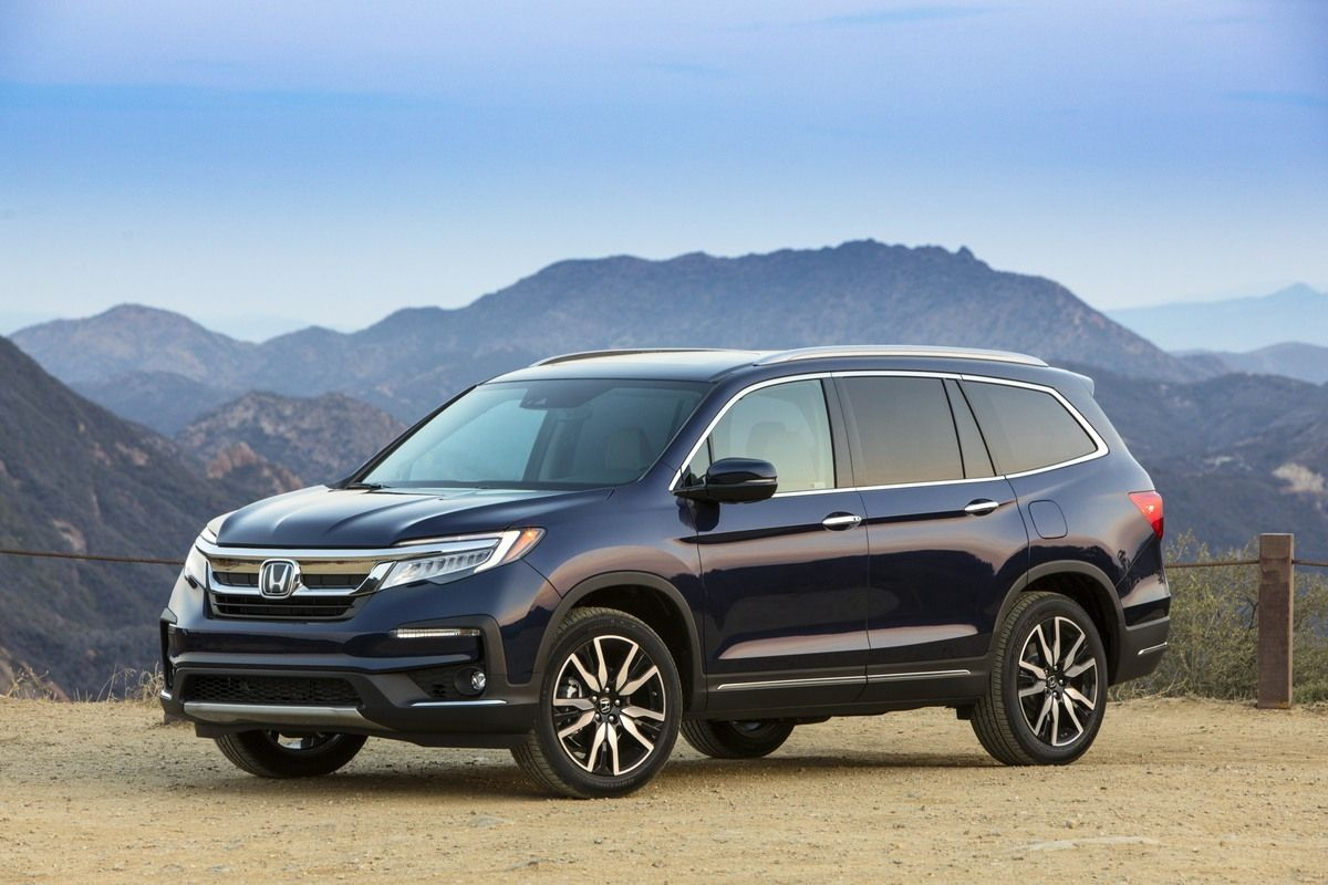2019 Honda Pilot Safety Rating Concept Honda pilot