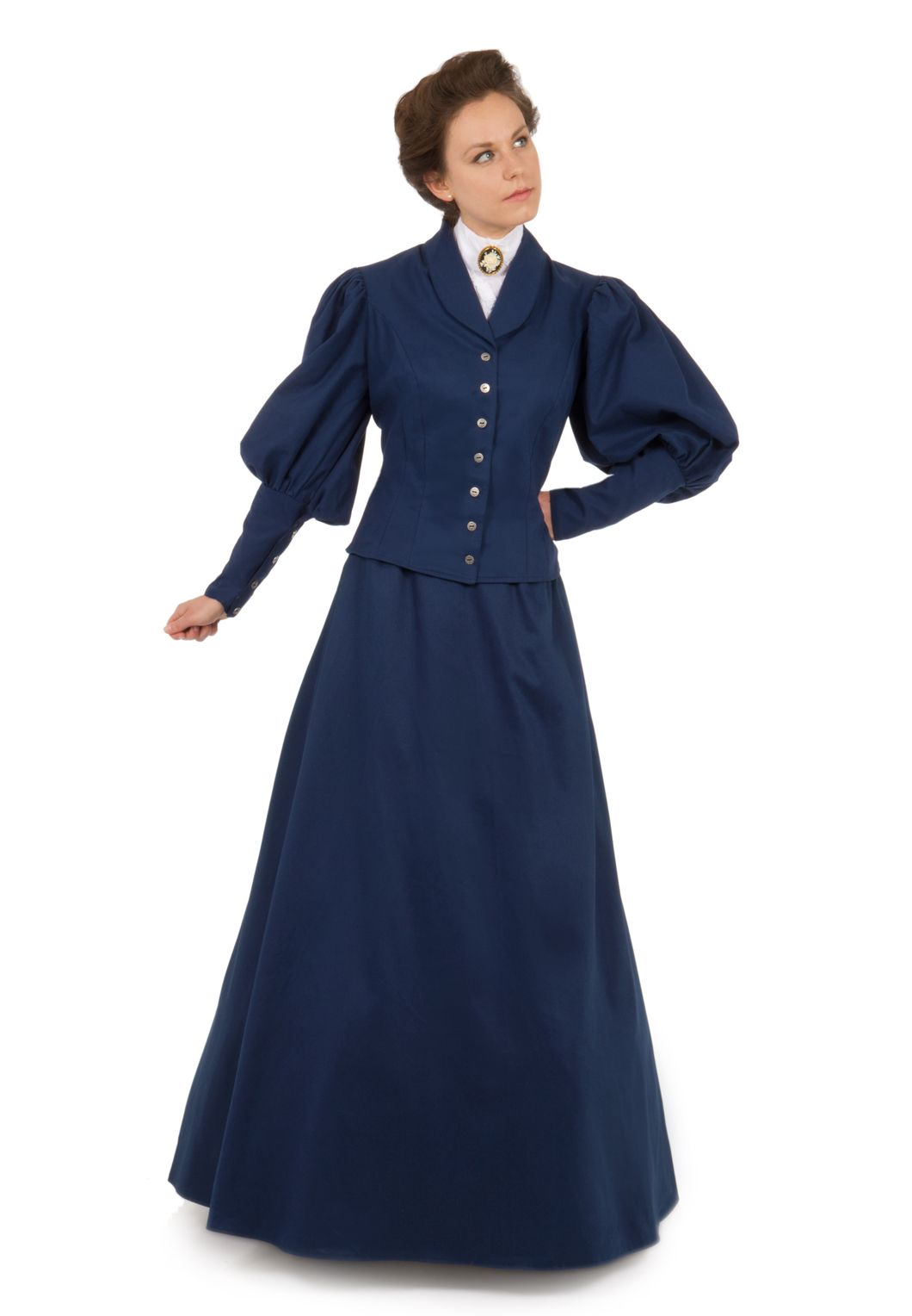 Victorian Twill Suit By Recollections