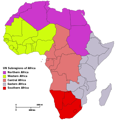 Outline Of Africa Wikipedia The Free Encyclopedia Africa Map French West Africa Geography For Kids