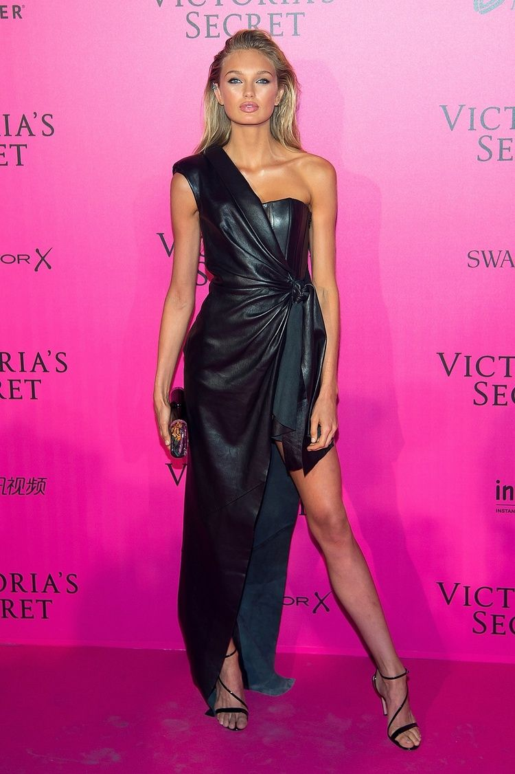 Romee Strijd | 2016 VS Fashion Show and After Party | Pinterest