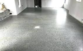 Concrete Floor Diy Paint Bathroom With Polished Floors Cost Ideas Finishes