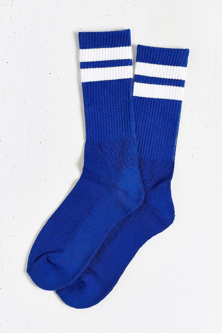 Sport Stripe Sock Socks, Striped socks, Cool socks