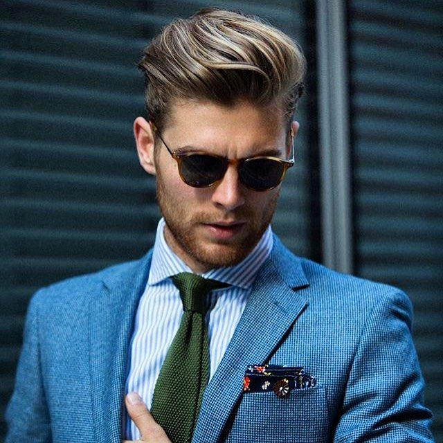 #Hairmanstyles ️ #Menswear | Which hairstyle suits me, Long hair styles men, Haircuts for men