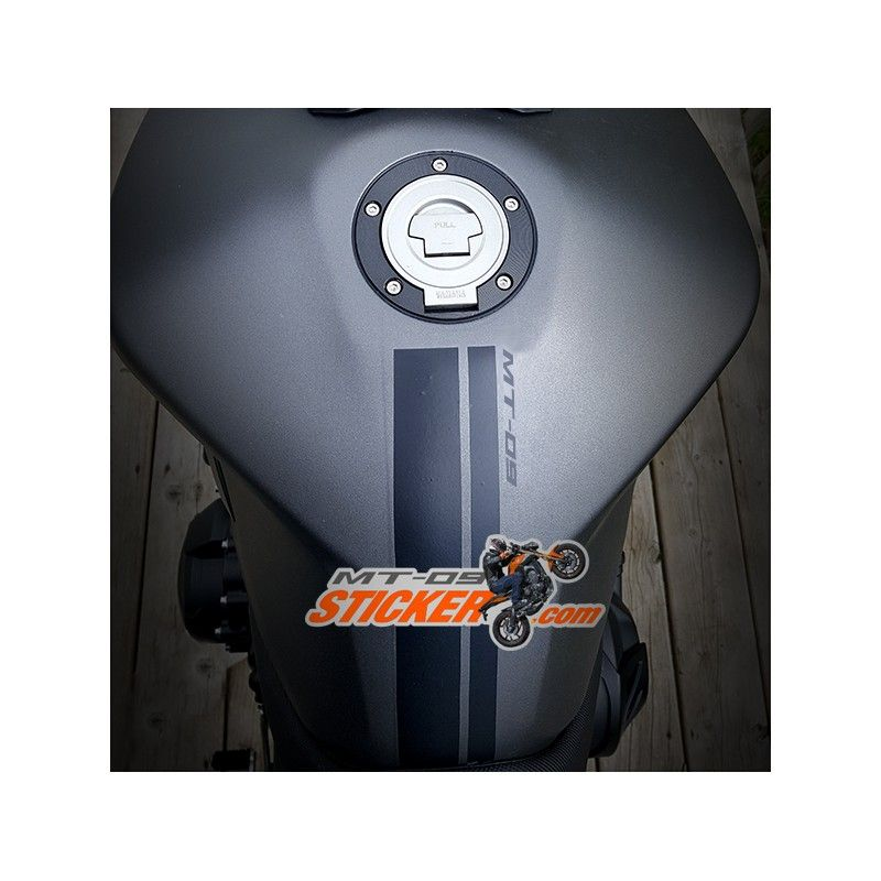 Yamaha MT Gas Tank Stripes Decals Kit MT Stickers Pinterest - Decal graphics for motorcyclesmotorcycle gas tank customizable stripes graphics decal kits