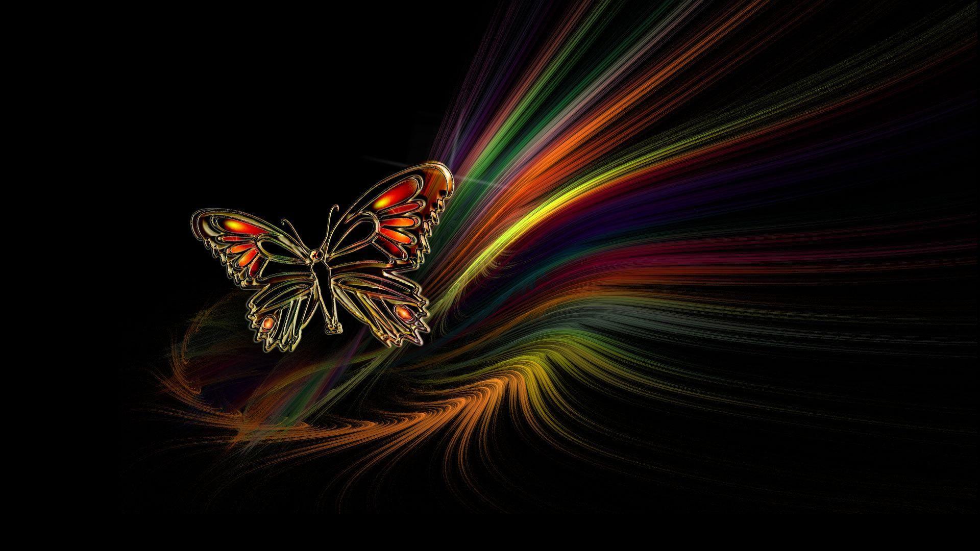 Butterfly Wallpapers Best Wallpapers 1920×1080 Butterfly ...