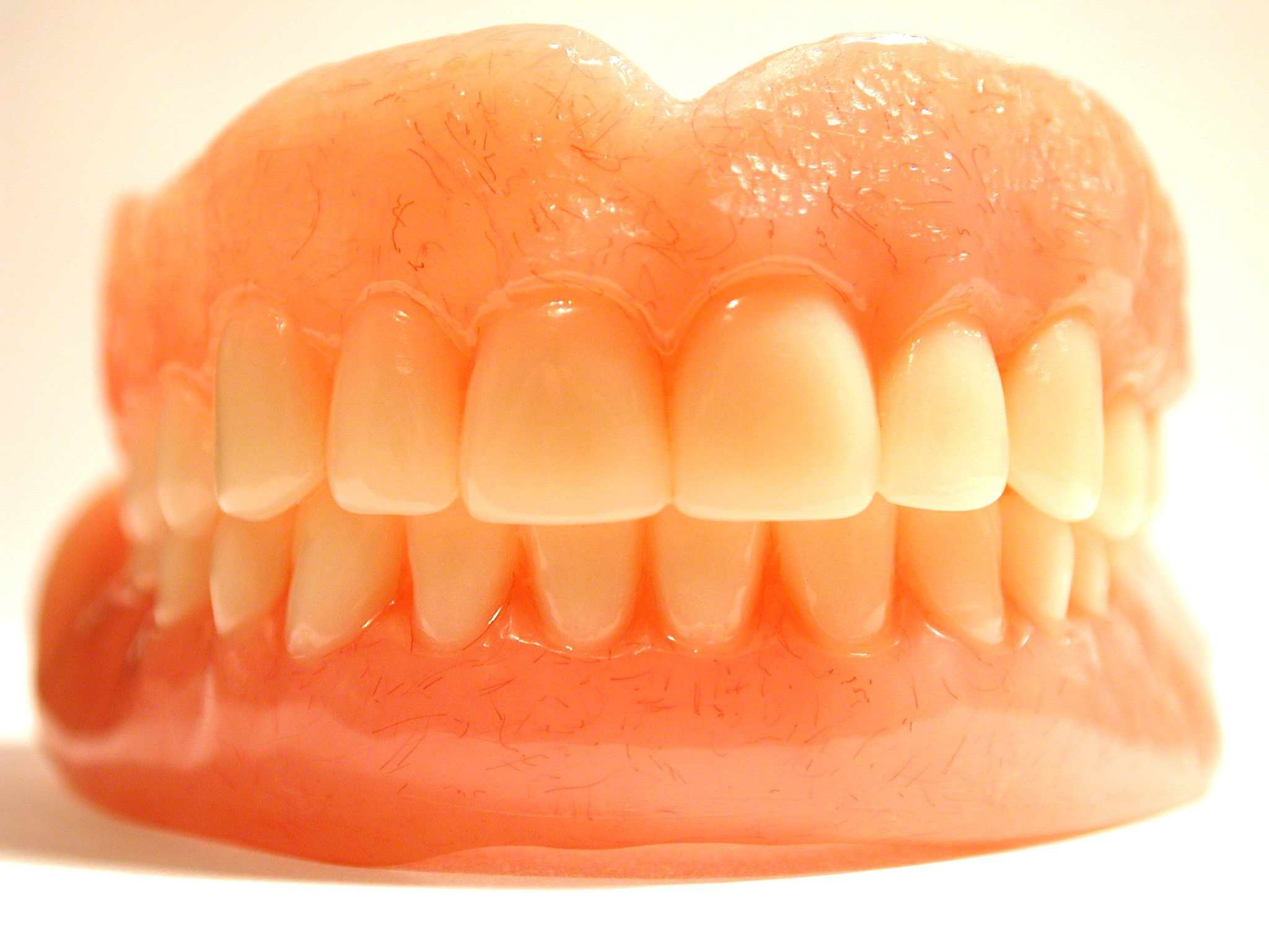 How to Get Used to Eating With New Dentures Affordable