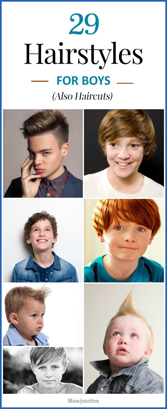 31 cool and best hairstyles & haircuts for boys | kiddos