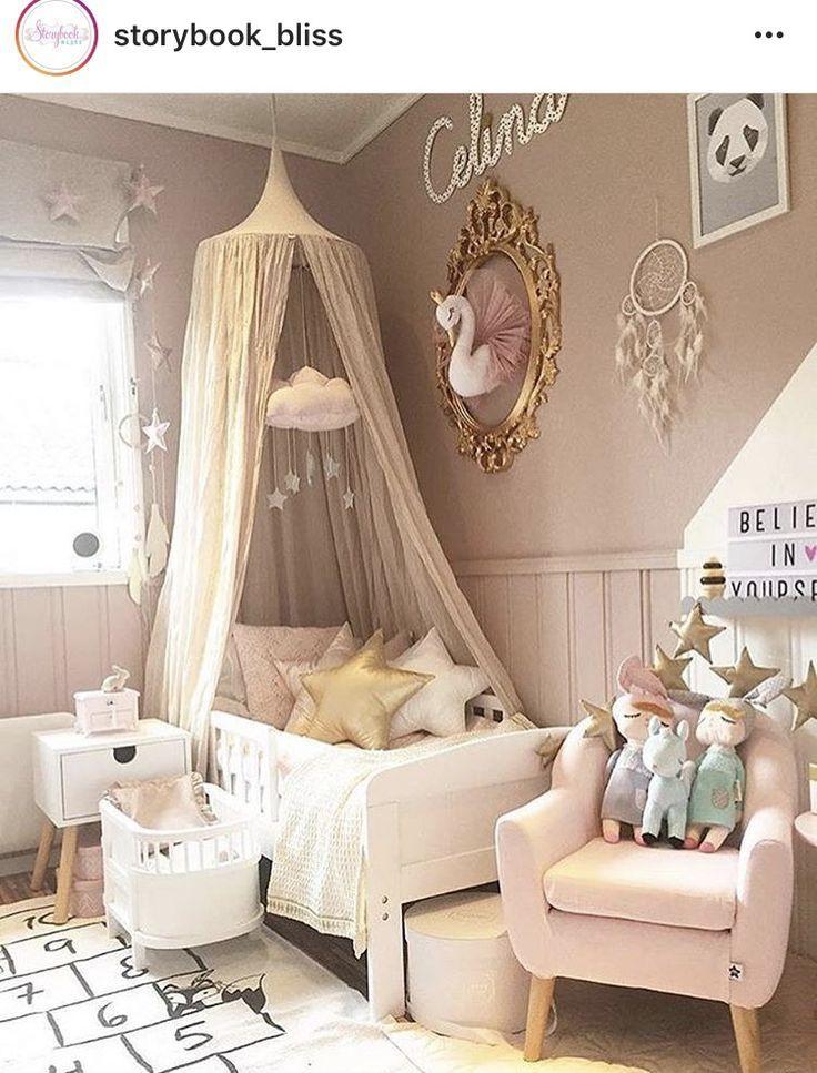 Princess Room Designs: Kids Bed Canopy, Baby Bedroom Furniture