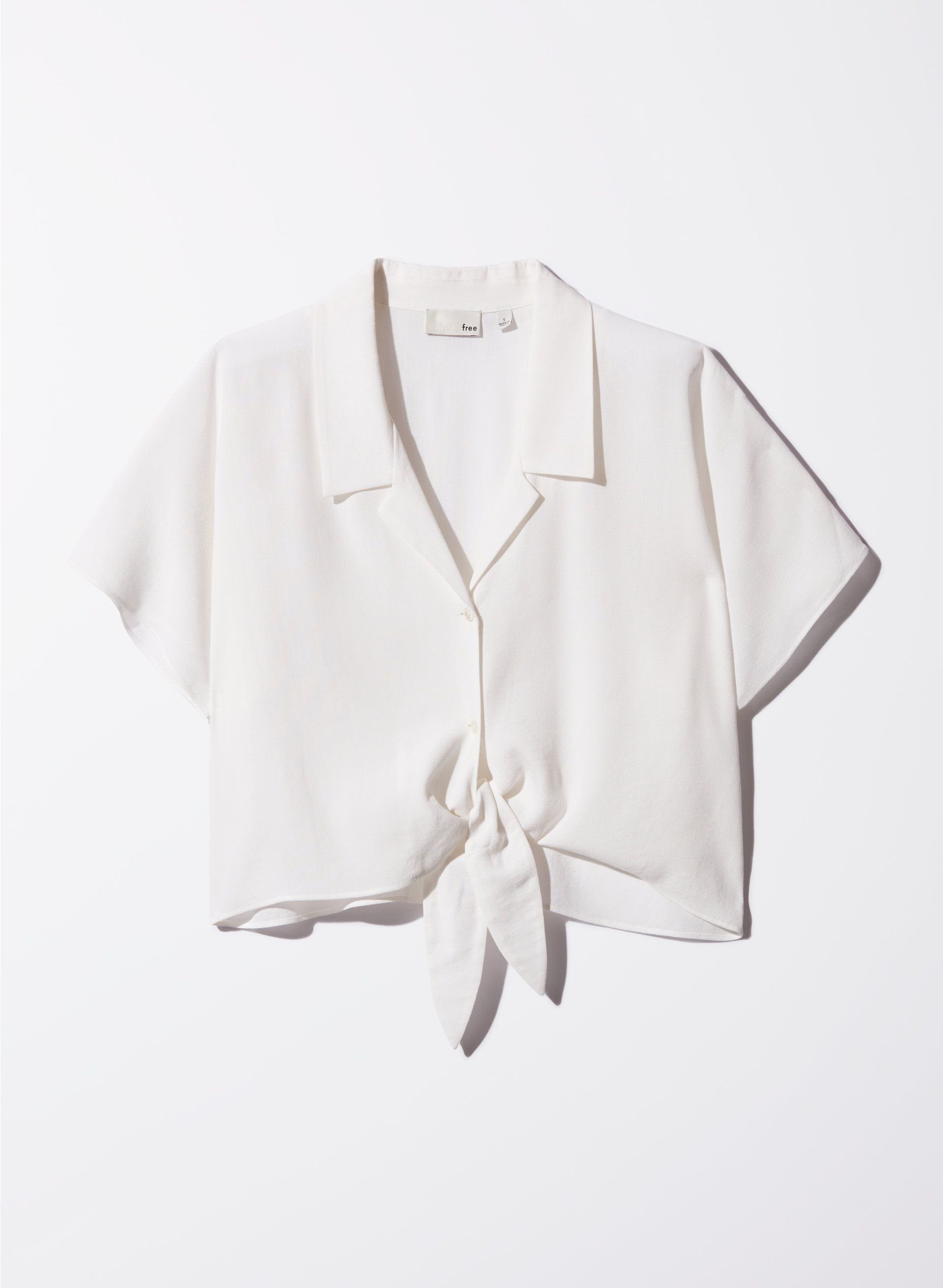 bfea4d024 The tie-front blouse | Fashion | Fashion outfits, Fashion, 2000s ...