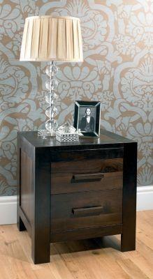 lyon walnut 2 drawer nightstand walnut bedroom walnut veneer and