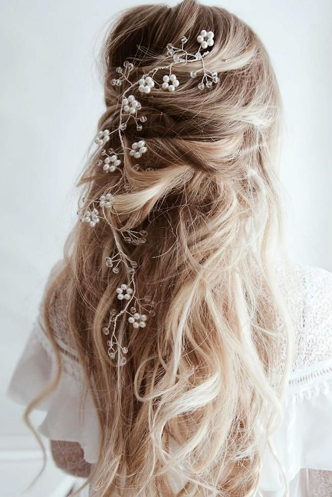 45 Summer Wedding Hairstyles Ideas