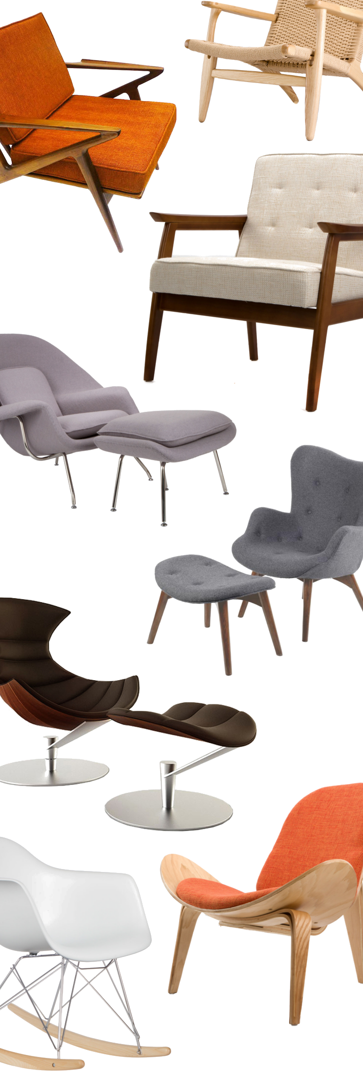 Furniture and décor for the modern lifestyle mid century modern