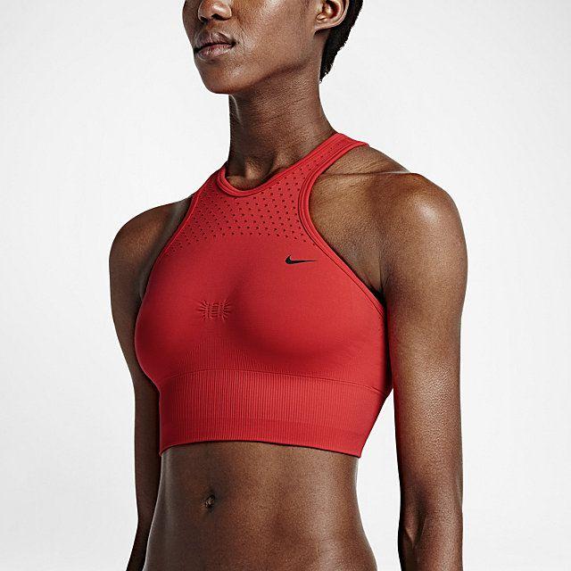 502f75ac5123c Nike Dri-FIT Knit Women s Training Bralette. Nike.com
