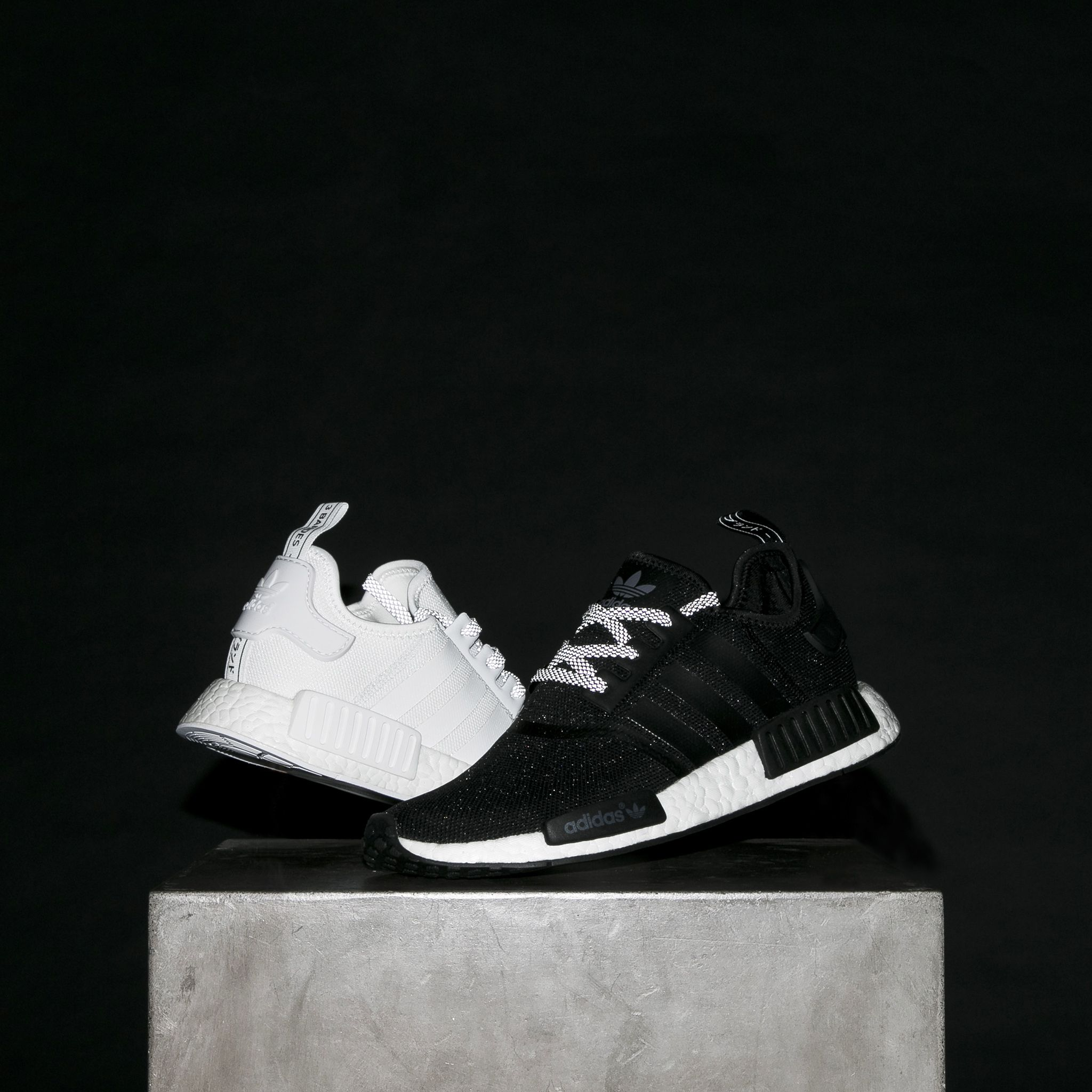 adidas Originals Updates the with Reflective Detaling: adidas Originals  continues to innovate the NMD, what's become one of the most popular  silhouettes in ...