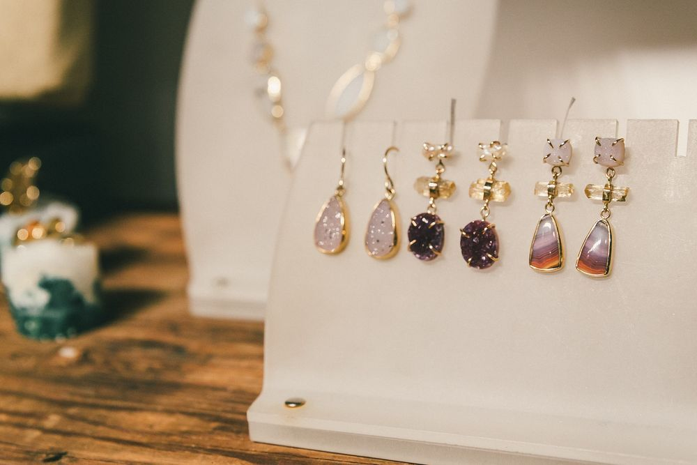 eb7f83d84 Meet the 'Rock Geek' Jeweler Who Talks to Her Stones | Rock Geek ...