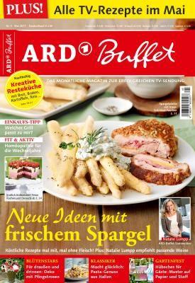 Kochen Und Backen App ard buffet magazin 5 17 neude ideen mit frischem spargel titel