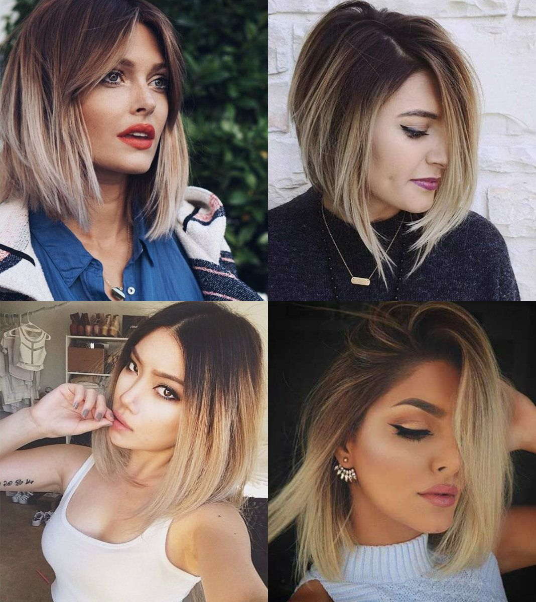 Fascinating Ombre Bob Hairstyles To Try // #Fascinating # ...
