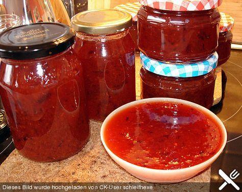 Pflaumen - Kürbis Marmelade - kürbissuppe rezept chefkoch