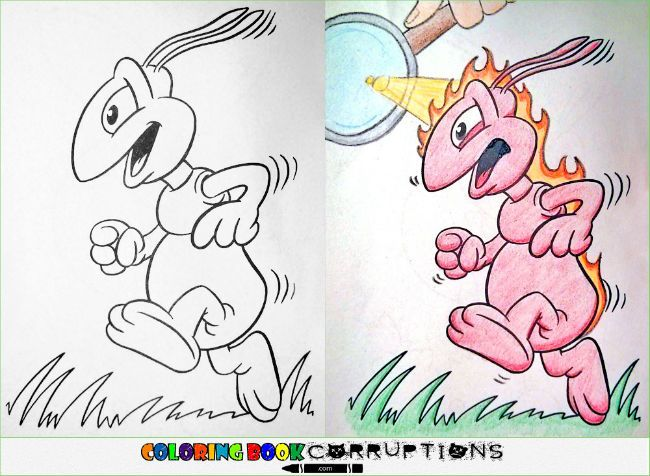 If You Give A Psychopath Coloring Book